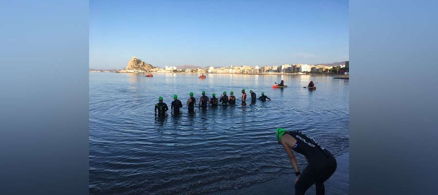 Daniel Molina heads winners as debutants impress in Aguilas Paratriathlon World Cup