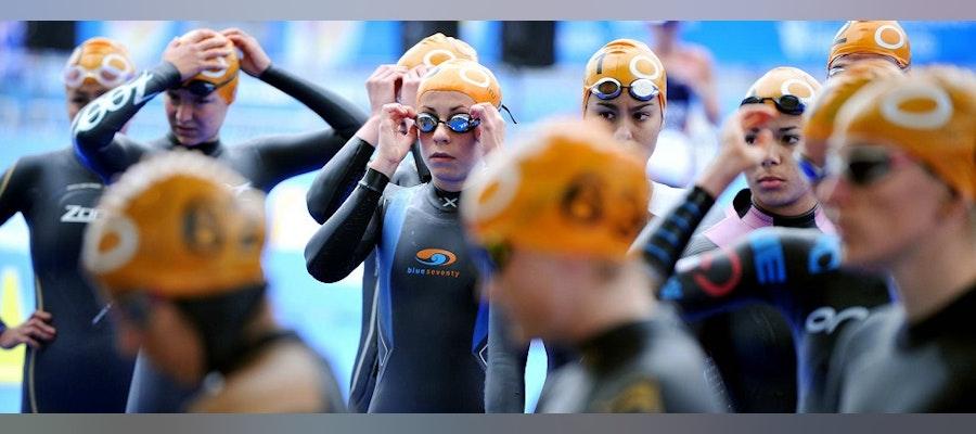 Aquathlon kicks off World Championships Week