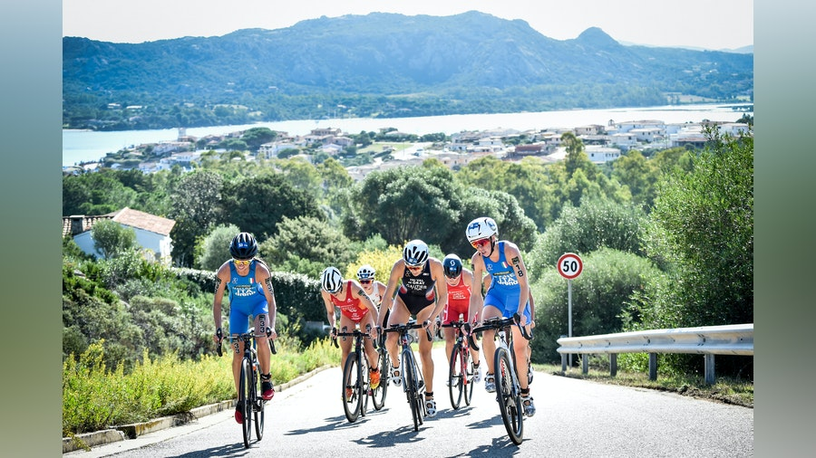 Frintova wears the one and more Olympic points on the line in Arzachena