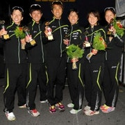 Japan rounds up the medals at 2011 Asian Championships