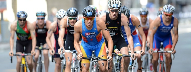The Social Story from ITU World Triathlon Series Auckland