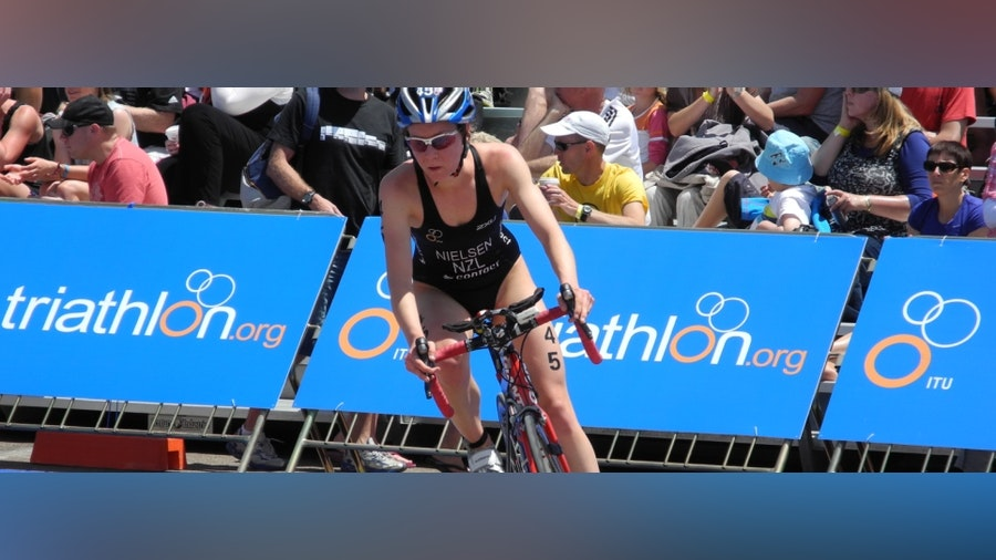 Mikayla Nielsen headlines Junior Women's World Championship race