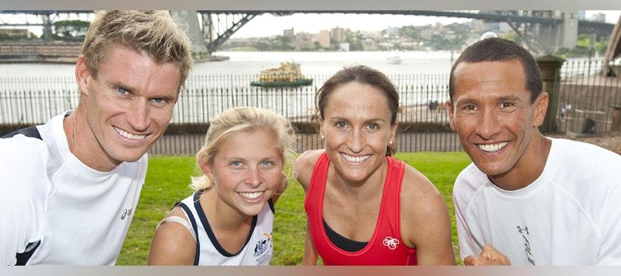 One month to 2012 ITU World Triathlon Series opener in Sydney
