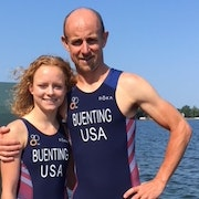 Father and daughter age group athletes represent Team USA at the Grand Final