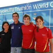 Banyoles ITU World Cup Press Conference highlights