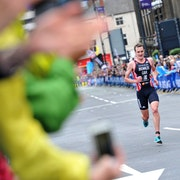 Alistair Brownlee, Mariya Shorets Aquathlon Champs