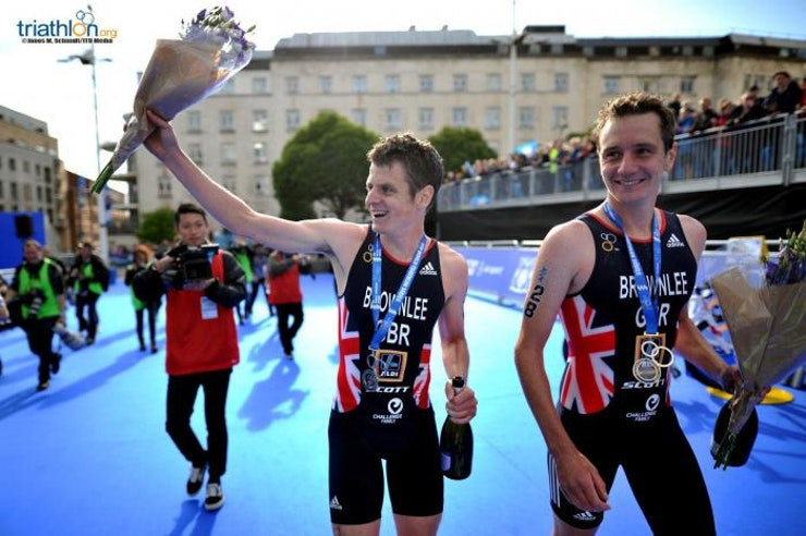 Brownlee brothers among star-studded field lining up for WTS Leeds