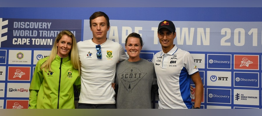 Athletes talk about #WTSCapeTown