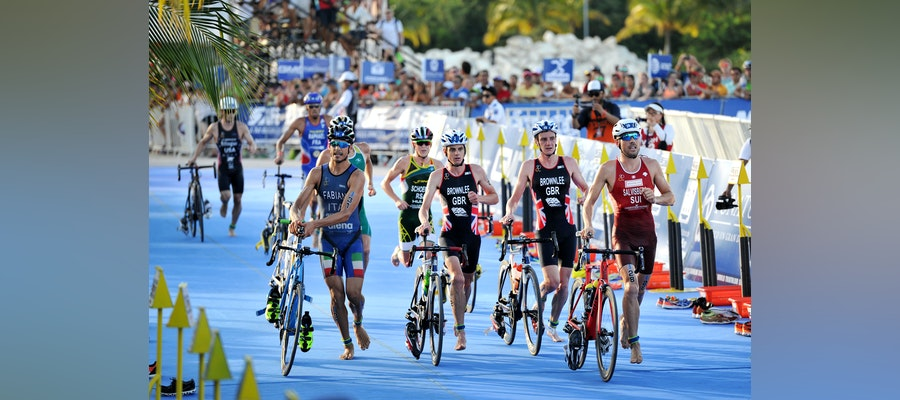 Alistair Brownlee to relive Cozumel 2016 Grand Final with fans on TriathlonLIVE this weekend