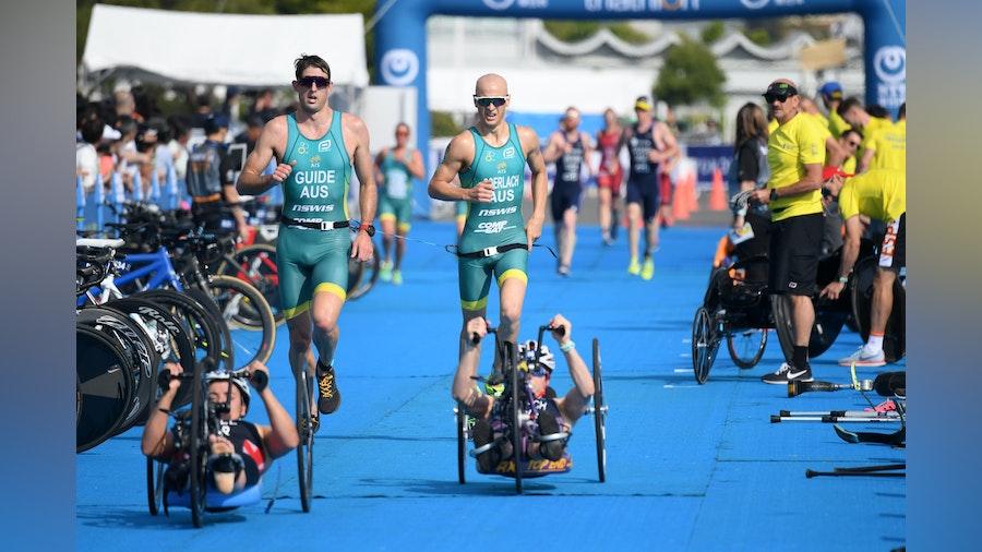 2020 World Paratriathlon Series opens in Australia