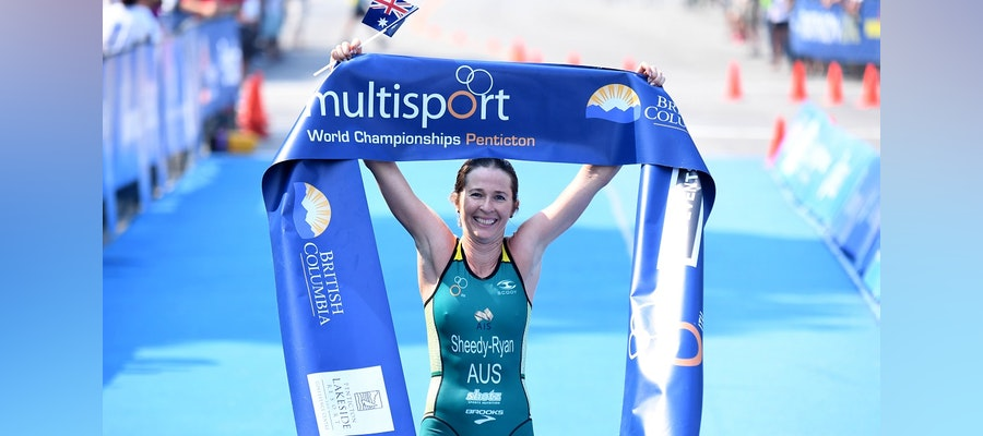 Sheedy-Ryan (AUS) and Nicolas (FRA) reclaim Duathlon World Champion Titles in Penticton