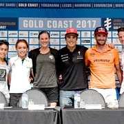 Gold Coast 2017 Pre-Race Press Conference