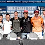 Gold Coast 2017 Pre-Race Press Conference