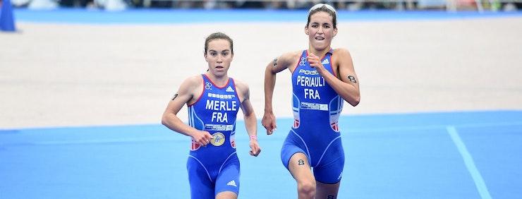 Merle marvels to win U23 World Championship