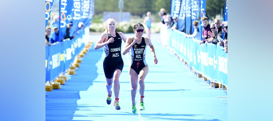 Oceania athletes sprint to victory in Devonport