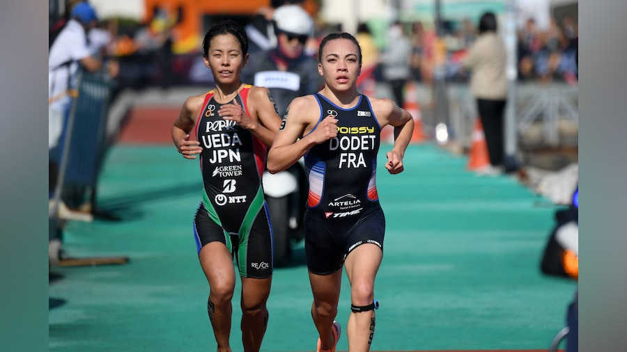 Power displays in Tongyeong as Dodet and McElroy claim World Cup titles