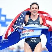 Jorgensen crowned back-to-back World Champion