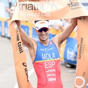 Mario Mola does it again in Mooloolaba