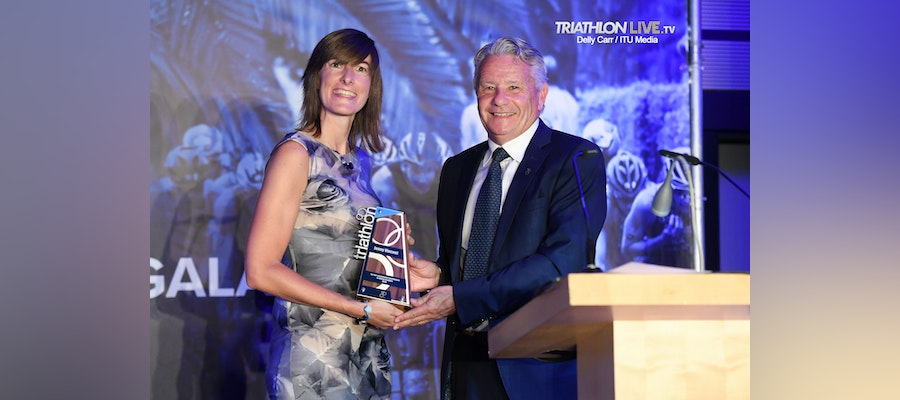 Jenny Vincent wins 2019 ITU Women's Committee Award of