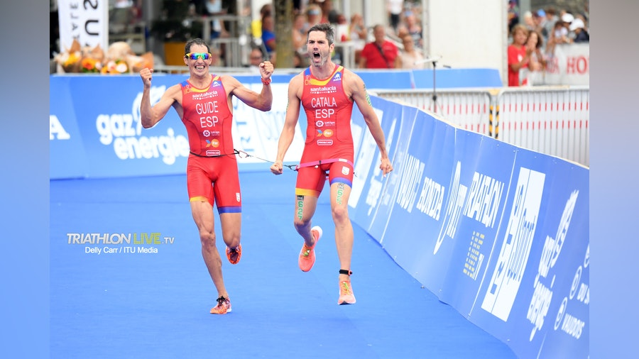 Spanish stars headline home Paratriathlon World Cup