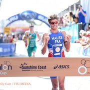 David Hauss finally claims Mooloolaba World Cup