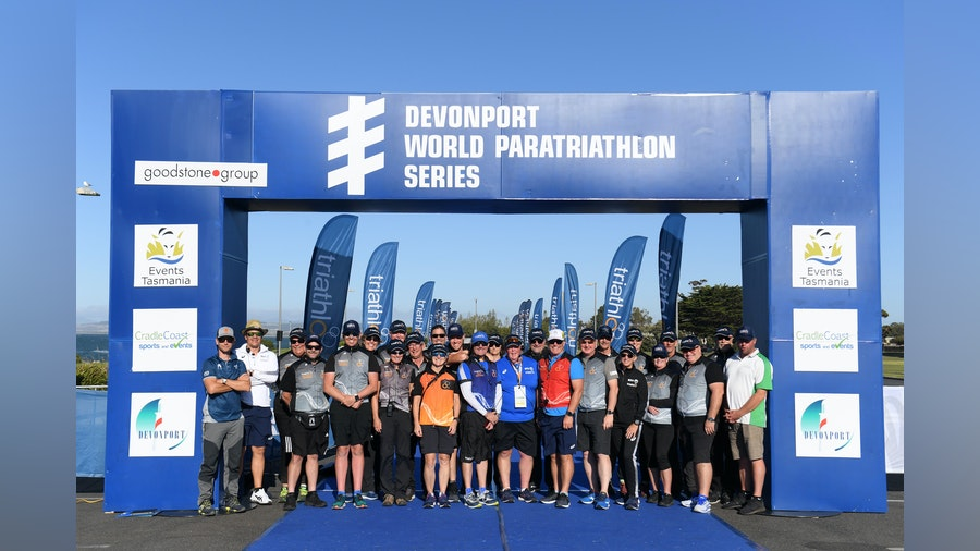 A way of life for the World Triathlon Technical Official team