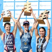 Jorgensen storms home to win World Championships