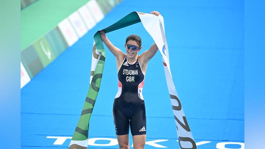 Lauren Steadman, silver in Rio 2016, Paralympic champion in Tokyo