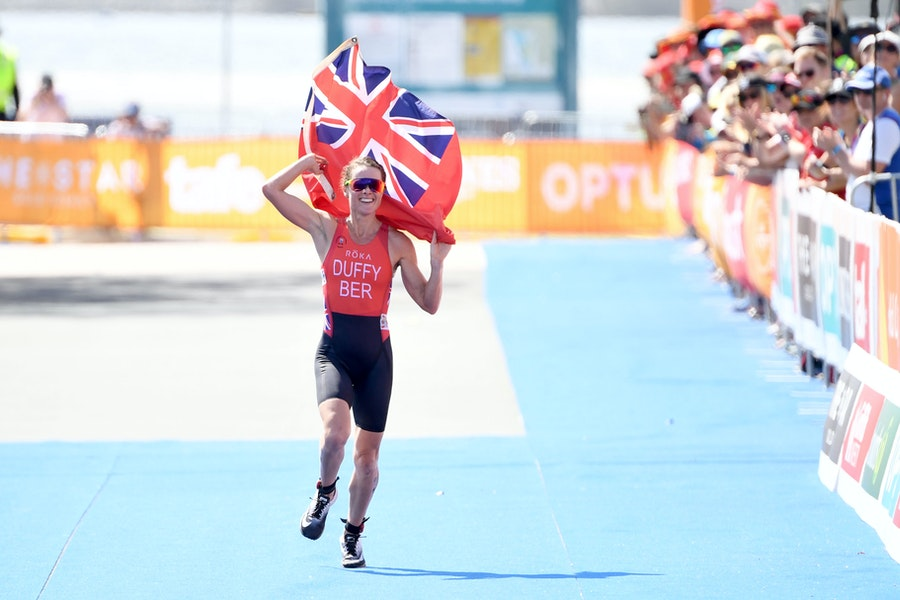 Duffy claims gold at the Commonwealth Games