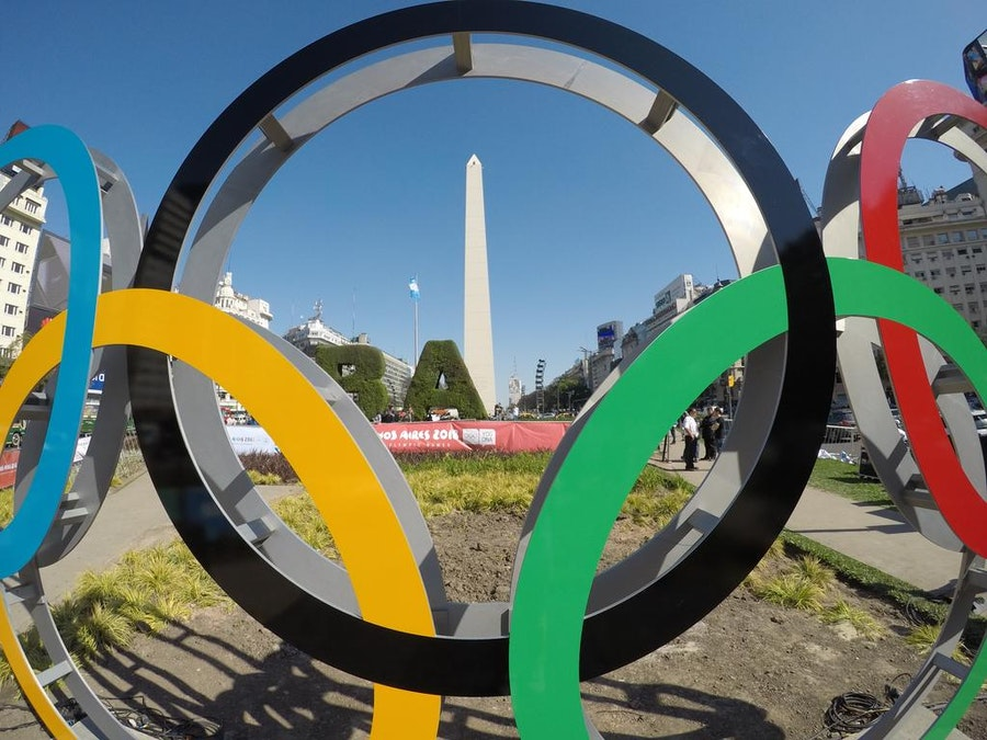 Buenos Aires celebrates 1 year to go to the Youth Olympic Games