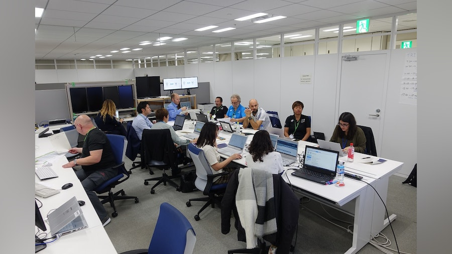 ITU and ORIS successfully complete the Homologation Tests for Tokyo 2020