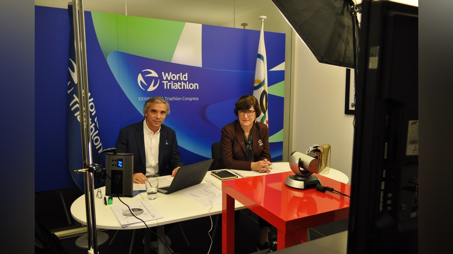 Marisol Casado re-elected as President of World Triathlon