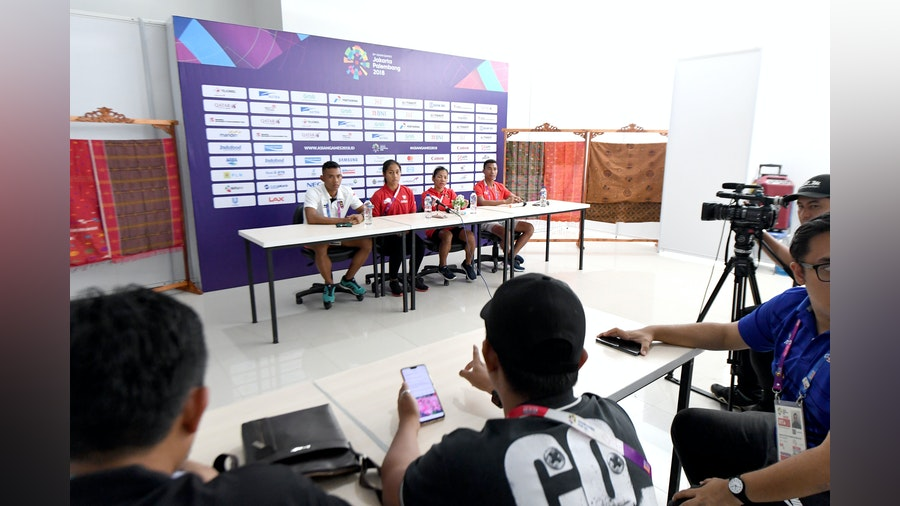 Triathlon to take the stage at the 2018 Asian Games