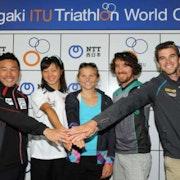Ishigaki Pre Race Press Conference