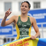 Erin Densham superb to take second ITU World Triathlon Series win in Hamburg