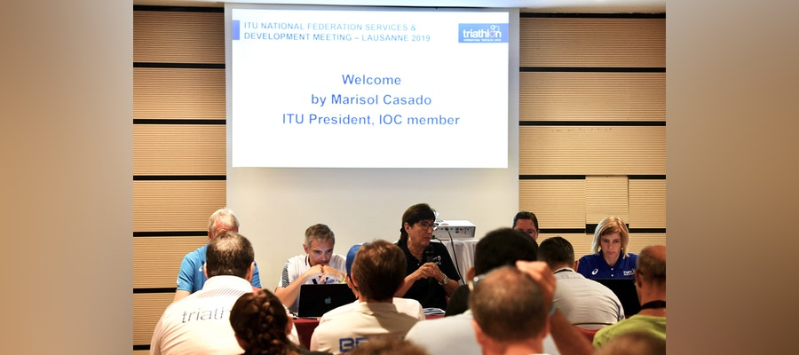 ITU Development outlines goals for closer National Federation collaboration and funding