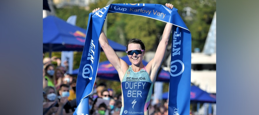 Duffy back to her very best to land Karlovy Vary gold