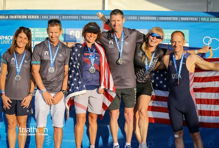 World Triathletes, Gold Coast