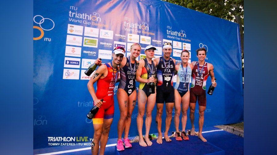 Lindemann and Luis command victories in the fast and furious Banyoles World Cup