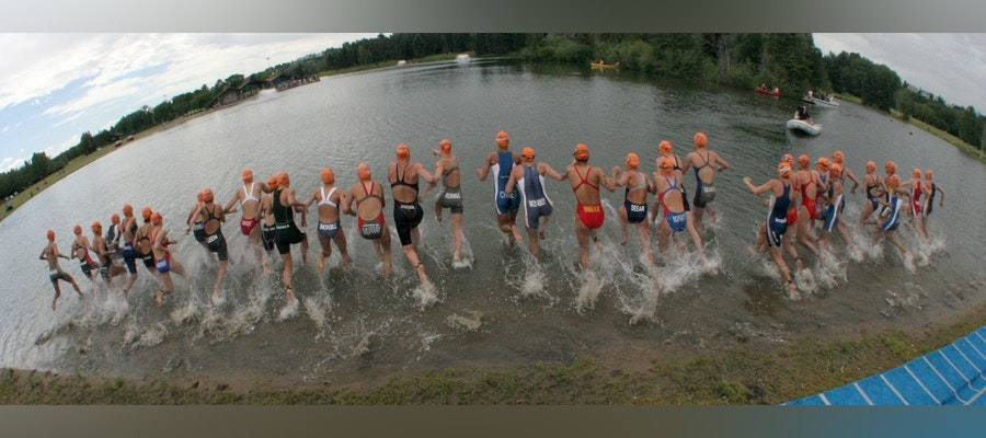 Edmonton awarded 2014 ITU World Triathlon Series Grand Final