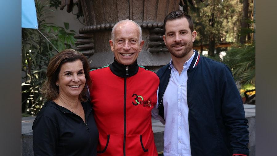 Eduardo Borja strives for excellence as a top age-group triathlete