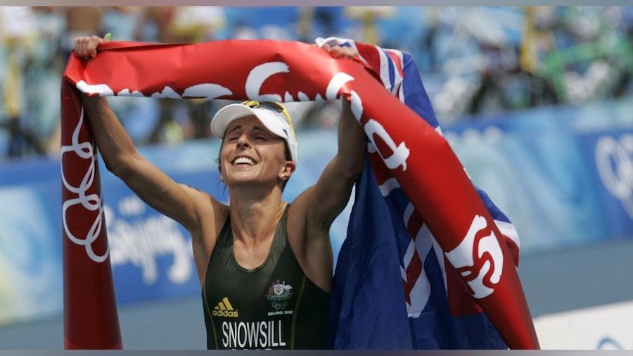 Emma Snowsill to mentor rising stars at 2014 Nanjing Youth Olympic Games