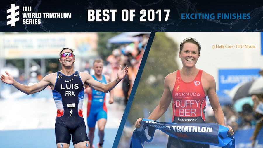 Best of 2017: Exciting Finishes