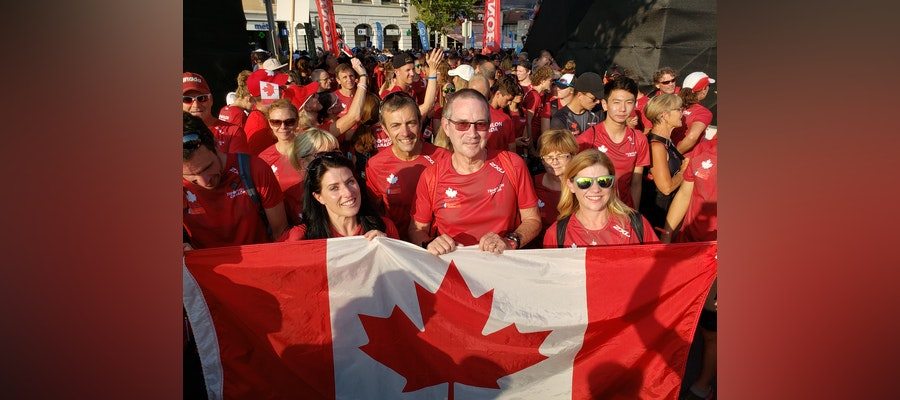 Season reflects: Paul Allingham, Canadian World Triathlete