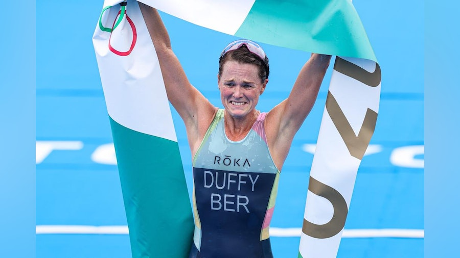 Olympic Champion: Flora Duffy realises Olympic destiny at Tokyo 2020