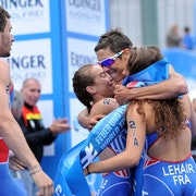 France wins first Mixed Relay World Championships