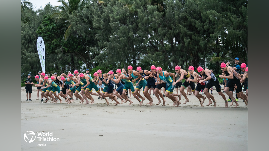 Jaz Hedgeland and Luke Willian earn top Olympic ranking points in Oceania Championships
