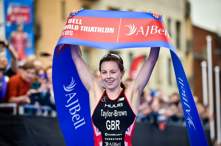 Georgia Taylor Brown shines at WTS Leeds to bring home first World Series gold
