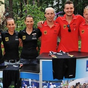 Germany names team for London 2012 Olympic Games