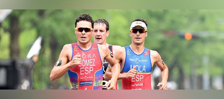 Spaniards top start list in Stockholm